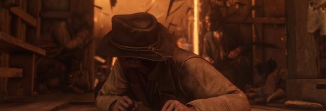 Red Dead Redemption 2 вернула лидерство в британском чарте продаж