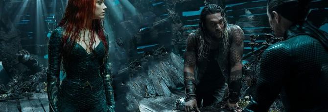"""Box Office: """"Аквамен"""" стал лидером в мировом и российском кинопрокате"""