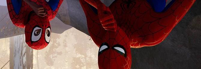 """Из """"Человек-паук: Через вселенные"""" вырезали сцену с австралийским Человеком-пауком"""