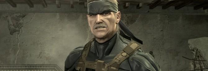 Ночь перед Metal Gear: Дэвид Хейтер и Кэм Кларк прочли рождественский стих голосами Солида и Ликвида Снейков