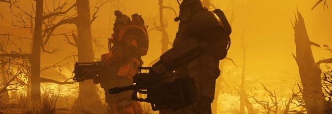 Игрок Fallout 76 провозгласил себя эндгейм-боссом