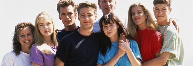 """CBS работает над перезапуском сериала """"Беверли-Хиллс, 90210"""""""