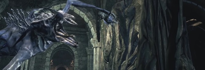 В Dark Souls III могли быть боссы с жуткими младенцами