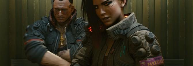 Разработчик CD Projekt RED получил куртку из Cyberpunk 2077 за 10 лет в студии