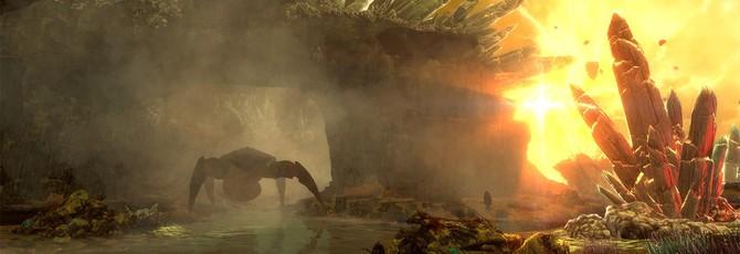 Black Mesa Xen получит мягкие частицы, динамические тени и туман