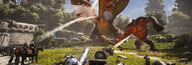 Слух: Пиратская MMO Atlas могла стать обычным DLC для Ark: Survival Evolved