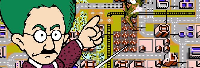 Утерянный прототип SimCity для NES нашелся спустя 27 лет в комиссионке Сиэтла