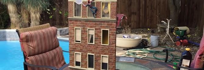Энтузиаст продал PS4 Pro в стиле Человека-паука за 2200 долларов