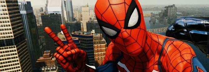 Spider-Man стала игрой года у японских разработчиков