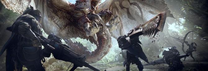 Monster Hunter: World получила коллаборацию с Assassin's Creed