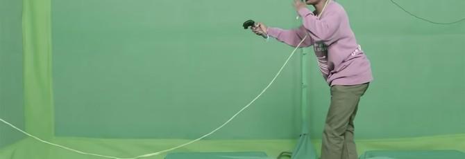 Рэперы спасают щенят в VR и это прекрасно