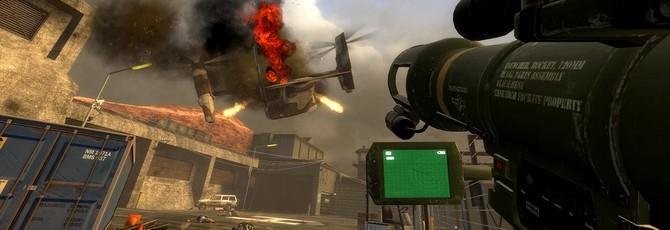 Состоялся релиз модификации MMod для Half-Life 2: Episode Two