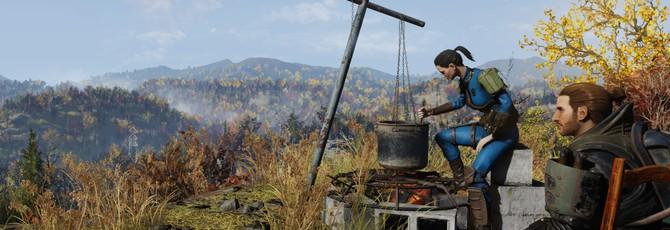 Новый год в Fallout 76 начался со сломанных ядерных ракет