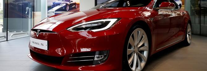 Tesla показала ускоренный процесс сборки Model 3