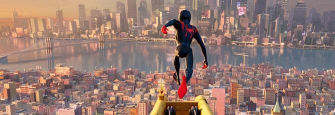 """В сиквеле """"Человек-паук: Через вселенные"""" может появиться японский Человек-паук"""