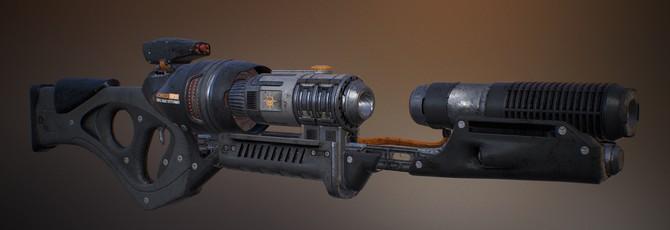 Этот мод добавит в Fallout 4 оружие с возможностью орбитального удара