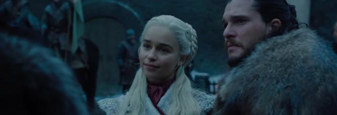 """HBO выпустил тизер с кадрами из финального сезона """"Игры престолов"""" и сериала """"Хранители"""""""