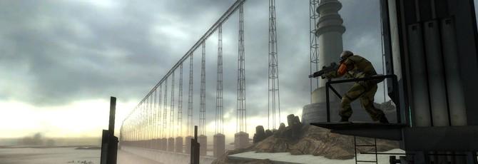 Свежие скриншоты и геймплей мода Dark Interval для Half-Life 2