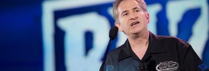 Майкл Морхейм окончательно уйдёт из Blizzard в апреле