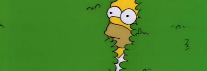 """В """"Симпсонах"""" использовали мем из """"Симпсонов"""""""