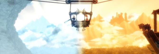 5 минут геймплея Degrees of Separation — платформера по сценарию Криса Авеллона
