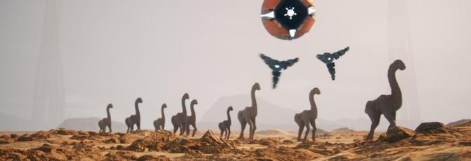 Вышло демо космической VR-адвенчуры Eden Tomorrow
