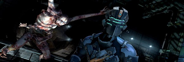 Dead Space 3 - 9 минут кооператива