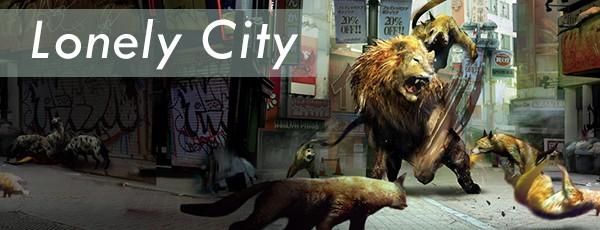 Прекрасные, но пустые города видеоигр