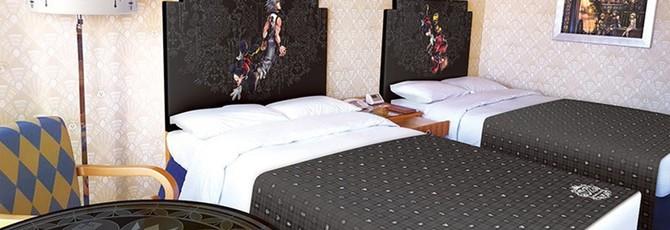 В японском отеле Disney Ambassador Hotel появилась комната в стиле Kingdom Hearts 3