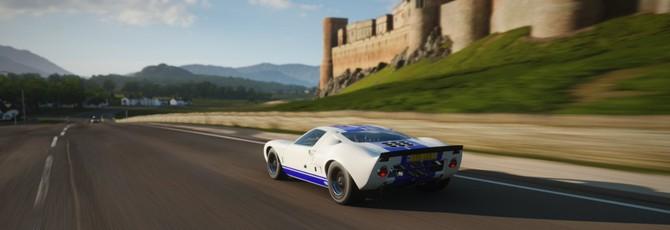 В Forza Horizon 4 зарегистрировано 7 миллионов игроков