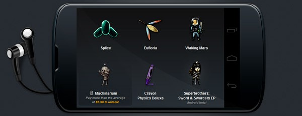 Запущена Humble Bundle for Android 4