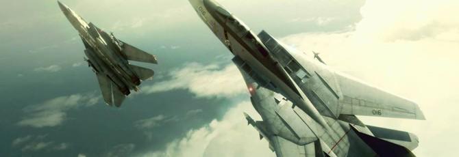 UK-чарт: Ace Combat 7 показала рекордный старт в серии