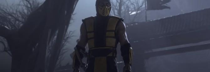 В Mortal Kombat 11 может появиться кроссплей