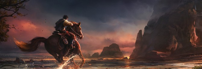 Rockstar похвалила потрясающий фанатский арт, вдохновленный Red Dead Redemption 2