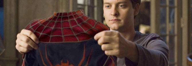 """В """"Человек-паук: Через вселенные"""" могли появиться версии героя из кино"""