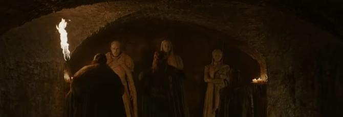 """Четыре эпизода восьмого сезона """"Игры престолов"""" длятся по 80 минут"""