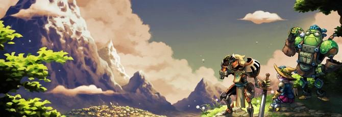 Первый трейлер карточной ролевой игры SteamWorld Quest: Hand of Gilgamech