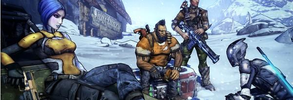 Новый DLC для Borderlands 2 выйдет в конце этого года