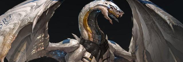 Новые арты Dragon Effect