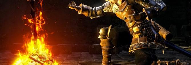 Фанаты Dark Souls смогут купить коллекционную фигурку костра за $100