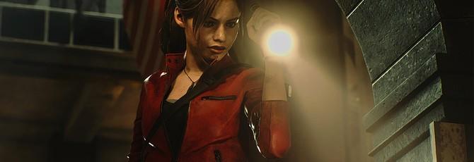 Интерактивный ролик к релизу ремейка Resident Evil 2