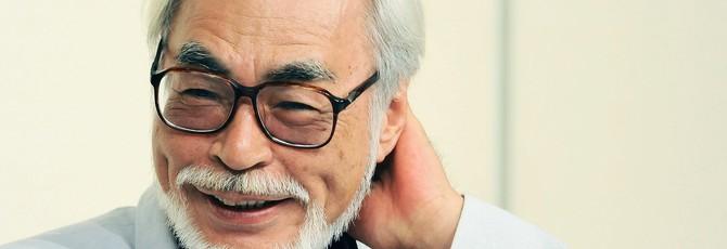 Хаяо Миядзаки и его сын работают над двумя новыми аниме студии Ghibli