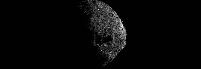 Новые детальные фотографии астероида Bennu