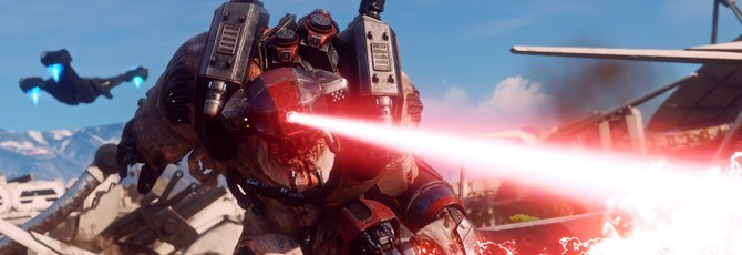 Гигантский босс, гонки и открытый мир в новом геймплее Rage 2