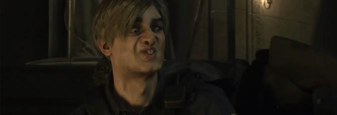 Resident Evil 2 с анимациями на 500%