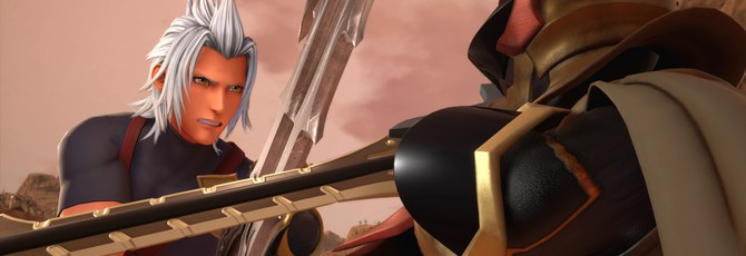 Для Kingdom Hearts 3 вышел секретный фильм