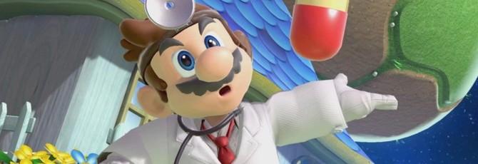 Nintendo анонсировала мобильную игру Dr. Mario World
