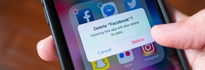 Исследование: Пользователи Facebook счастливее, когда уходят из соцсети на месяц