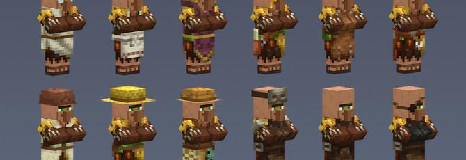 Minecraft 1.10.0.3 Bedrock Edition Большое Обновление