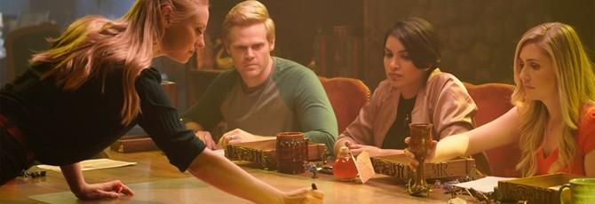 Звезды Голливуда и режиссеры играют в Dungeons & Dragons